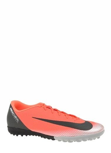 Nike Vapor 12 Academy Cr7 Tf Kırmızı